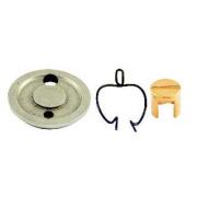 Rallino frizione con piattello e molla Vespa P125X/P150X