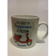 Tazza Vespa MUG HAPPINESS