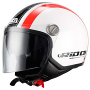 CASCO NZI CAPITAL DUO GRAPHICS SUNVISOR STREAD