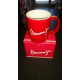 Tazza Vespa RED 946