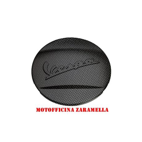 Tappo carter carbon look Vespa GT/GTS e LX