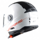 Casco Astone Modulare RT800EX-STRIPES-WHB